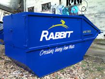 Commercial waste dispoasl