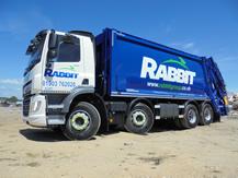 Rabbit disposal