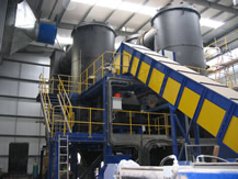 Energy From Waste Processing System