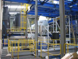 Rabbit Group Energy Recovery Facility platform