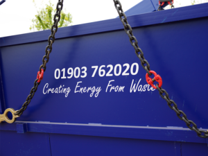 Rabbit Group Energy Recovery Skip
