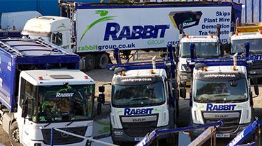 Rabbit Group team members