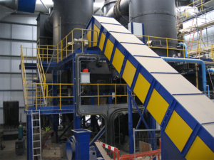 Rabbit Group Energy Recovery Facility waste transportation
